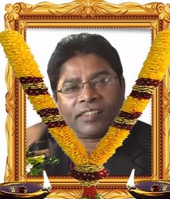 திரு அந்தோனிபிள்ளை லூயிஸ் மரியநாயகம்