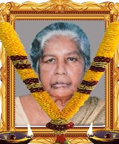 அமரர் குலசேகரம் சரஸ்வதி
